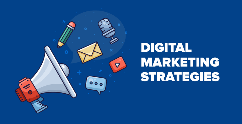 5 best digital marketing strategy you should be using in 2021-22