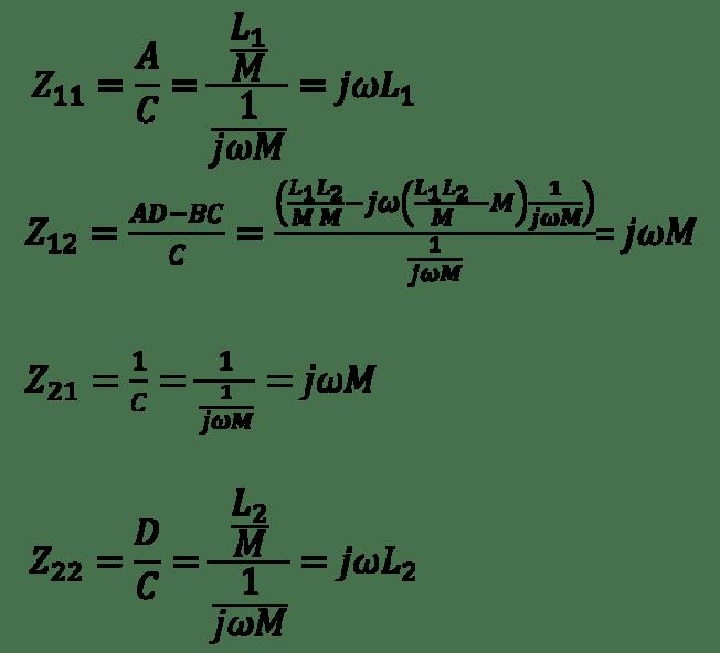 z-parameter-conversion
