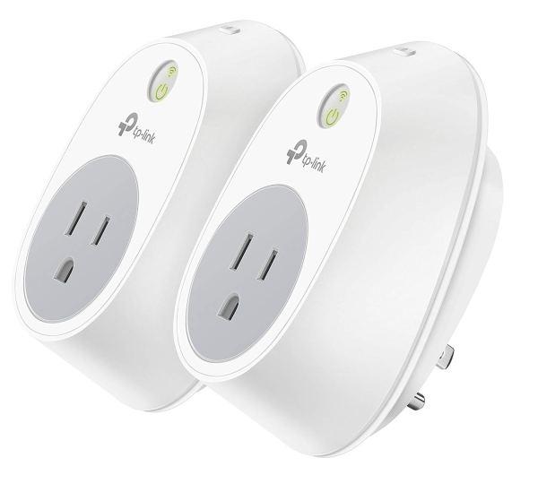 TP-Link WiFi Smart Plug 2 pack
