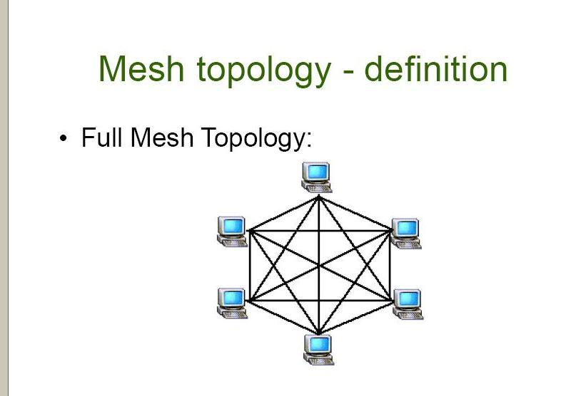 partial mesh topology diagram earth s core friday16 group2 school2007
