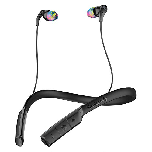 Skullcandy-Method-Bluetooth-Wireless-Sport-Earbuds-with-Mic-BlackSwirl-0
