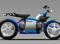 Hybridmotorcycle