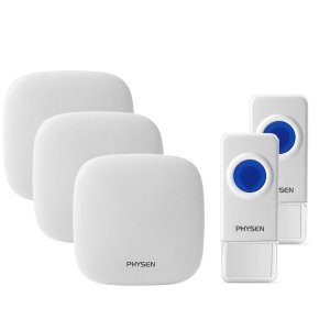 Wireless Doorbell PHYSEN H1 Waterproof Door Chime Wireless Door Bell 300x300 - Live In A Cold Climate? You Can Still Use A Wireless Doorbell
