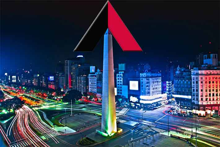 Wallpaper Falling Off Wall American Tower Enters Argentina With An Undisclosed Assets