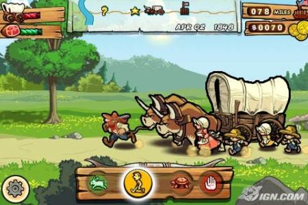 The Oregon Trail Various