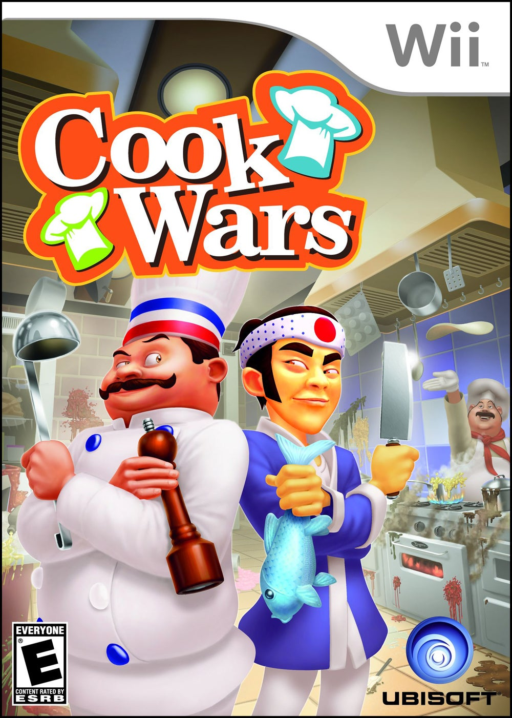Cook Wars Wii IGN