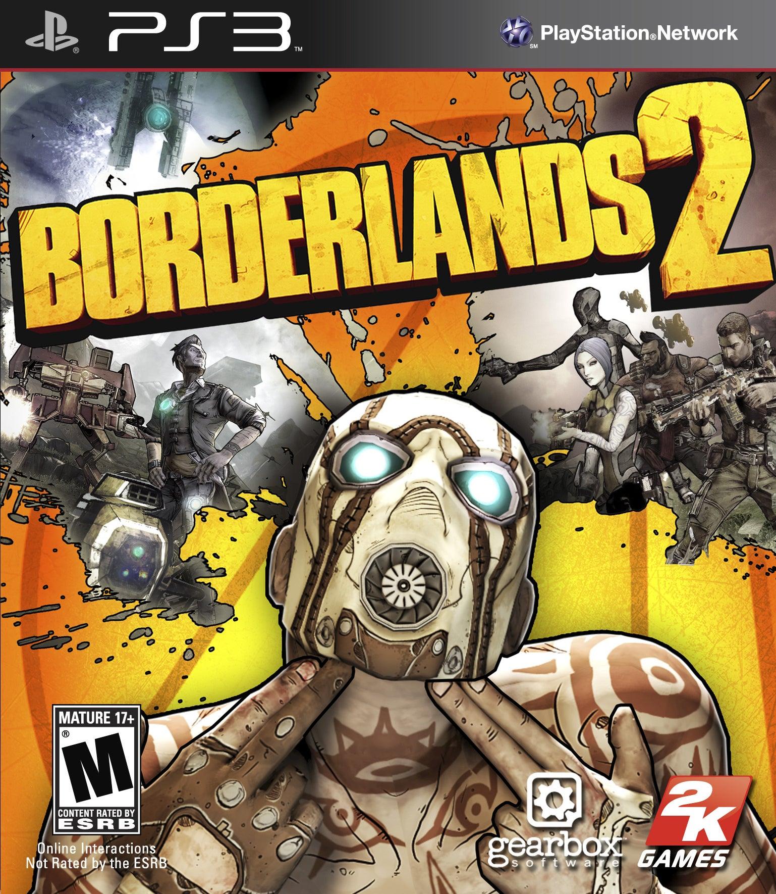Gibbed borderlands 2 ps3   Borderlands 3 Gibbed Editor [Xbox 360