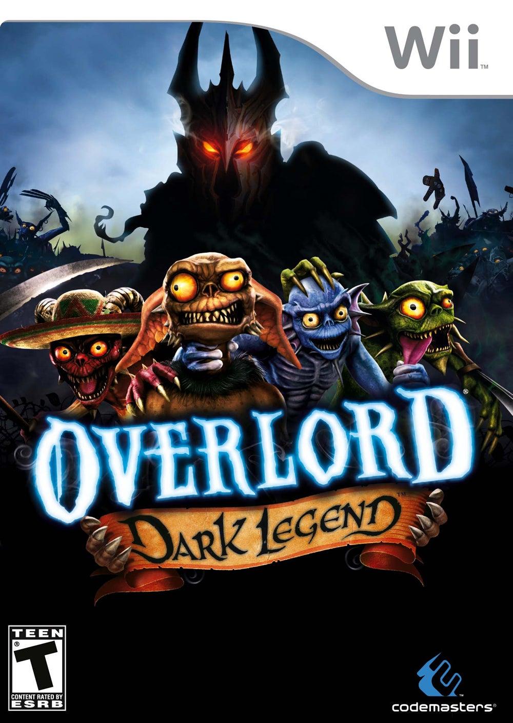Overlord Dark Legend Wii IGN