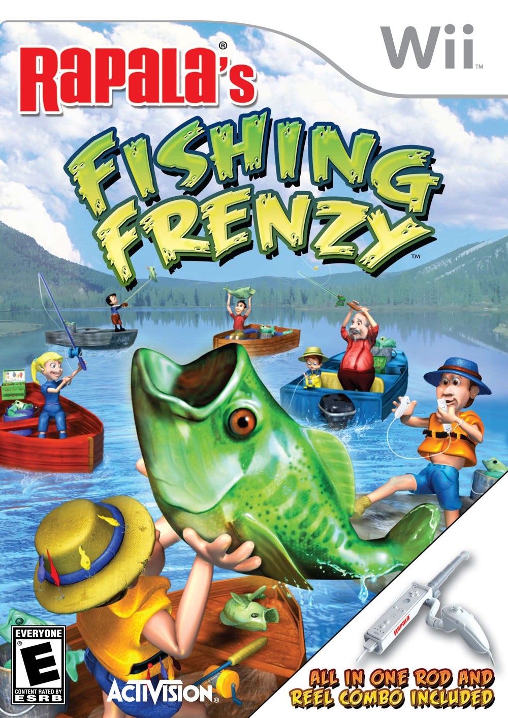 Rapala Fishing Frenzy Review IGN