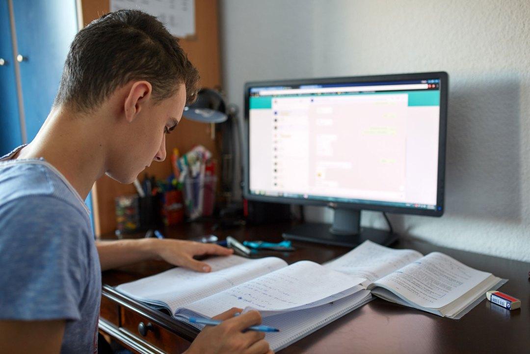 High-speed Wireless Internet for school
