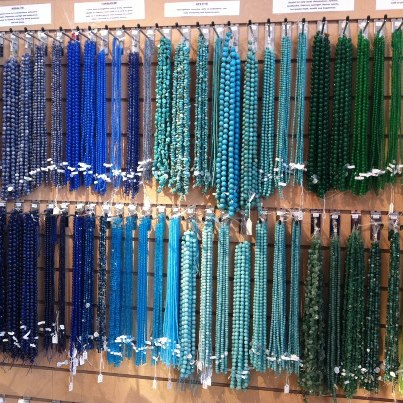 Shopping Online For Gemstones And Beads Wire Moon