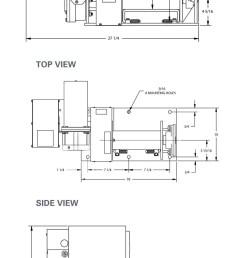 max electric winch hoist ac36b [ 900 x 1575 Pixel ]