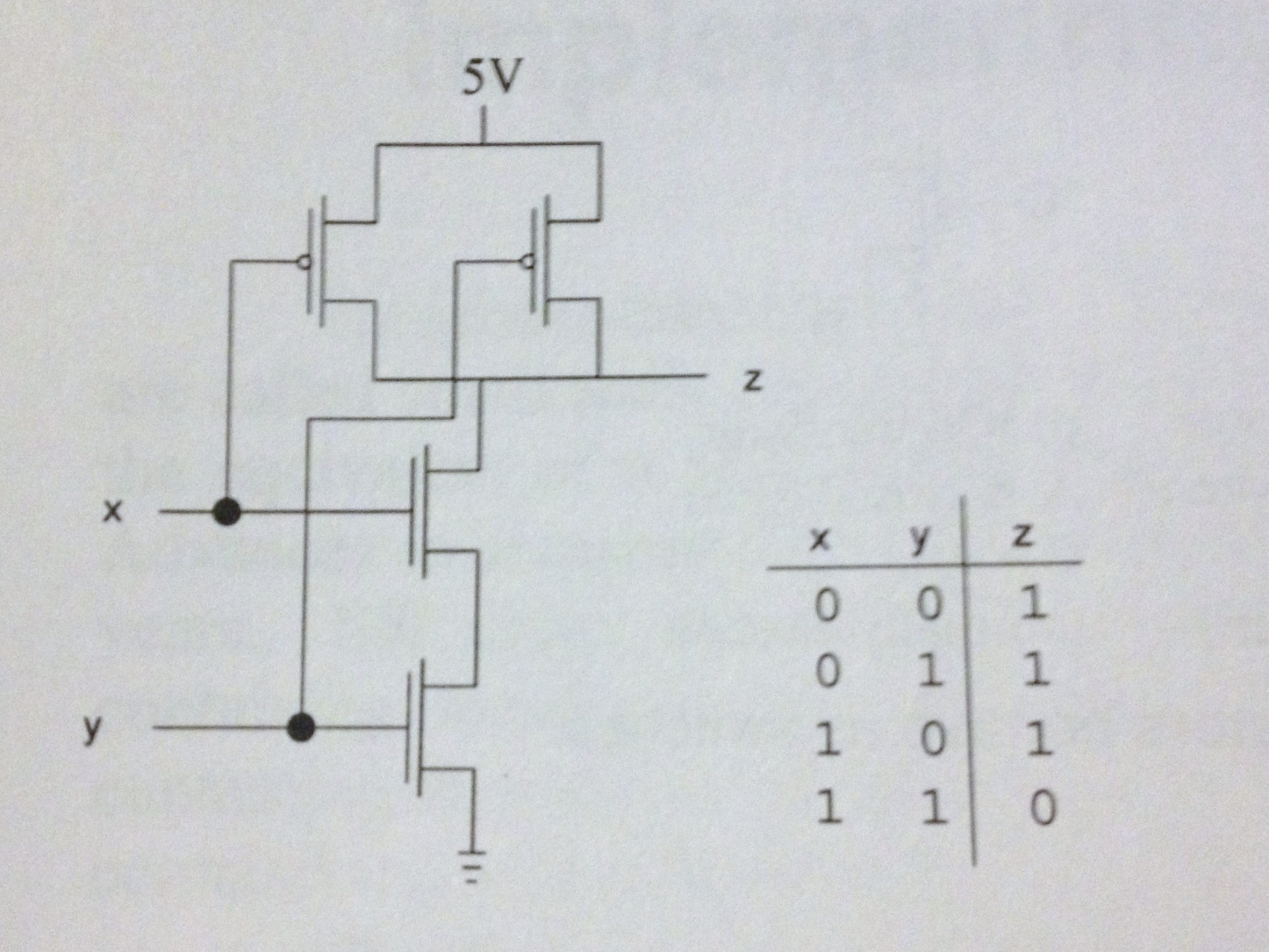 hight resolution of circuit diagram for a nand gate