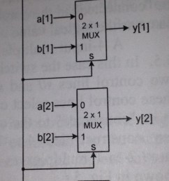 a quad 2 to 1 mux contains four 2 to 1 muxs [ 951 x 2057 Pixel ]
