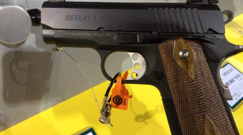 KAHR Firearms Group NEW products at SHOT Show 2014 – WireShots com