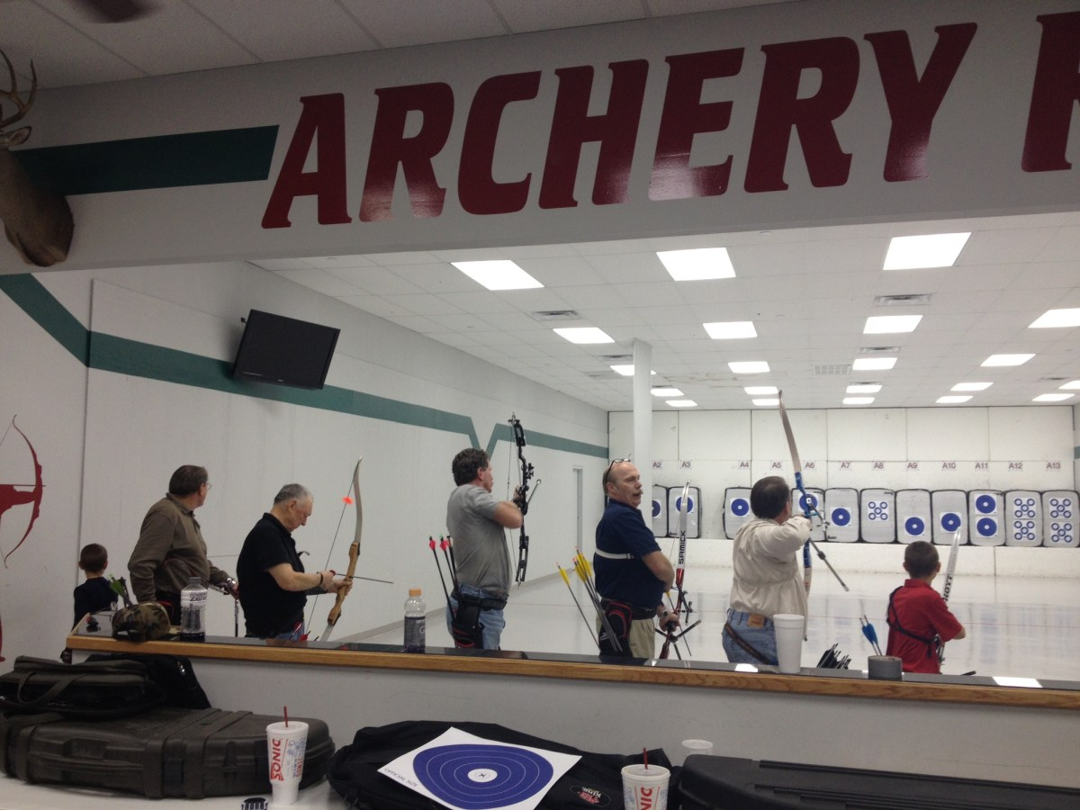 Why interest in archery is on the rise