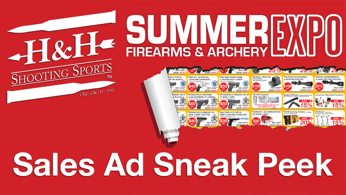 H&H Sneak Peek: 2017 Summer Expo Sales Ad