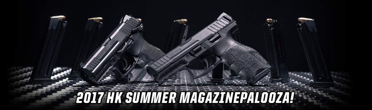 HK Magazinepalooza at the H&H Summer Expo