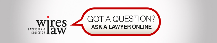 Ask a lawyer - Wires Law