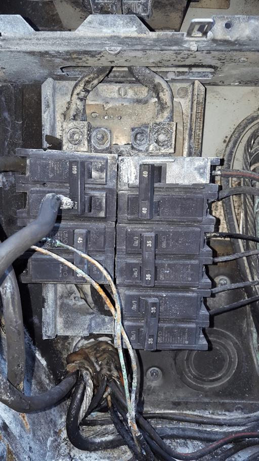 electrical panel hazards excel spider diagram fuse box upgrades repair raleigh old hazardous breaker