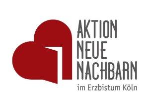 Logo der Aktion neue Nachbarn