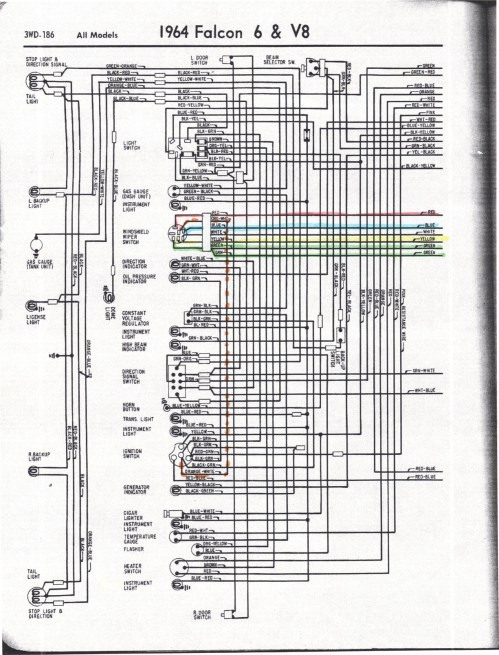small resolution of 1966 falcon wiring diagram