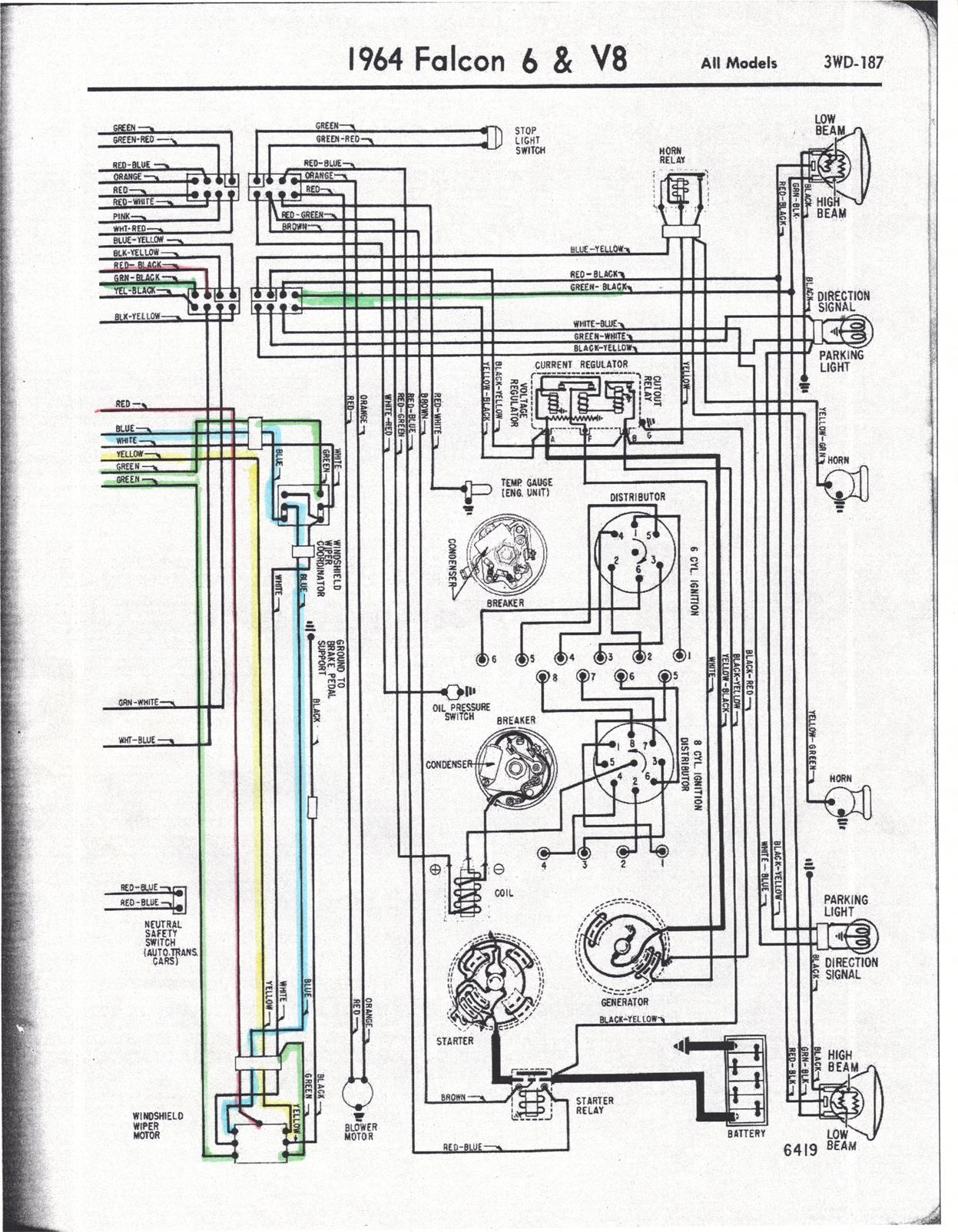 1964 pontiac fuse box