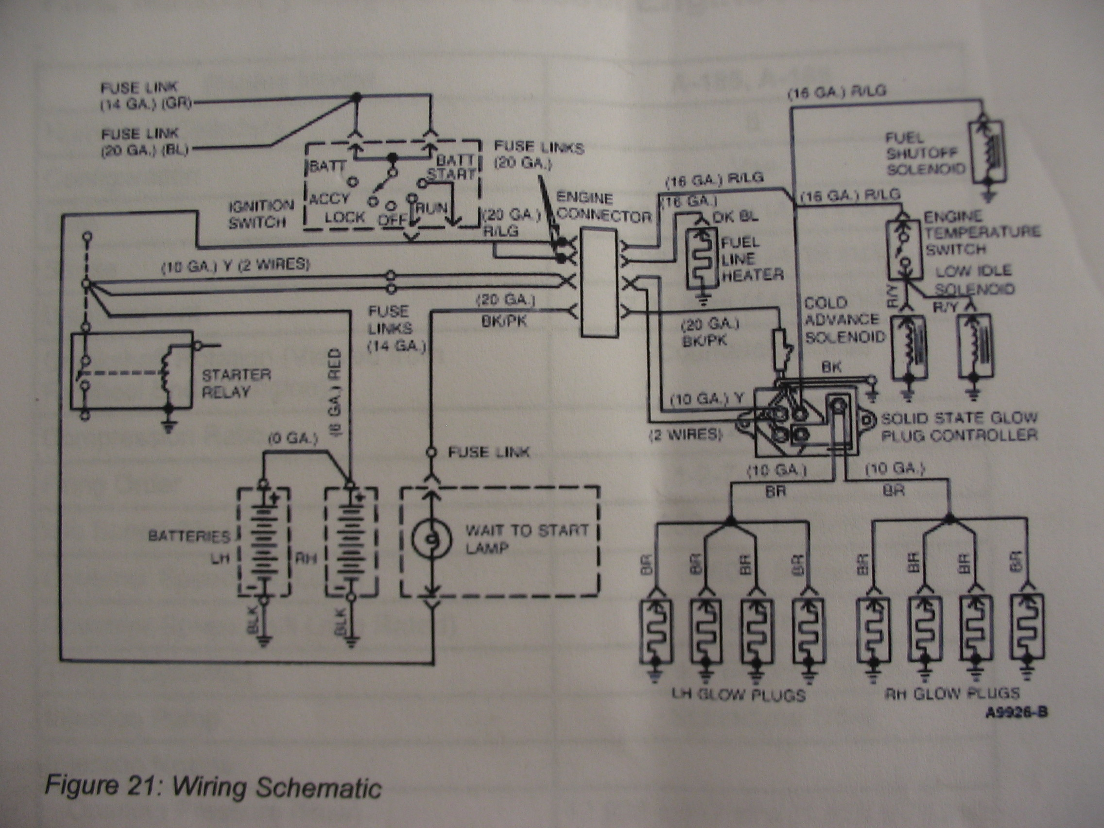 Ac Fan Wire Diagram Ford Diagrams