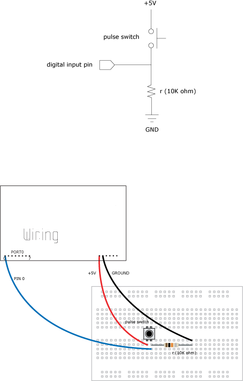 SerialWriteProcessing \ Learning \ Wiring