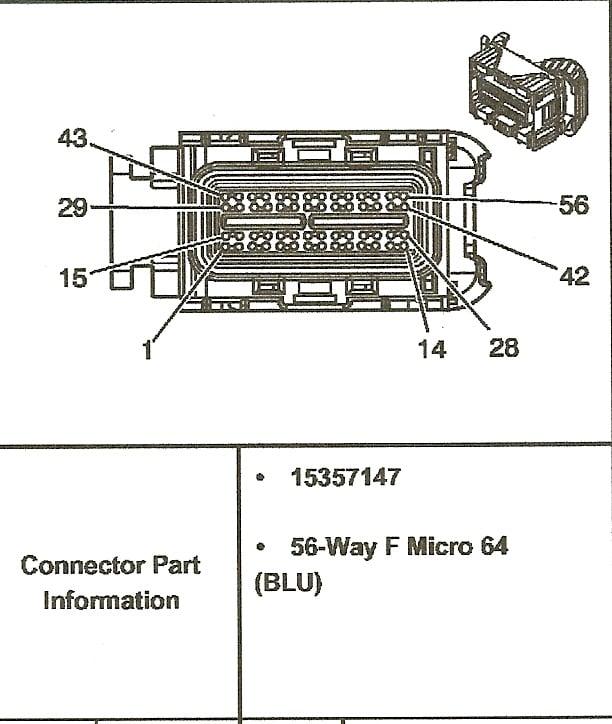 04 Duramax Ecm Plug Wiring Diagram