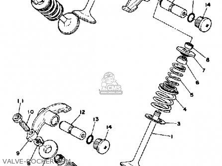 1978 Yamaha Xs750 Wiring Diagram