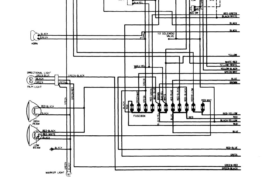1980 Roadranger Plug Wiring Diagram