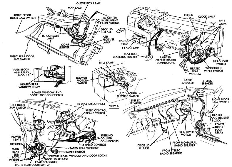 1980 Volare Wiring Diagram