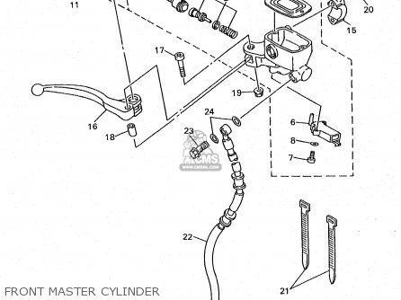 1981 Yamaha Maxim 650 Diode Wiring Diagram