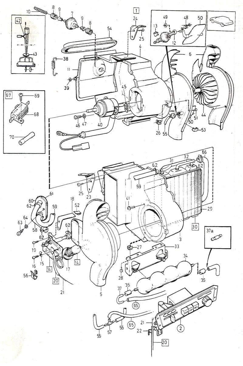 1983 Volvo 245 Lh 2.1 Wiring Diagram