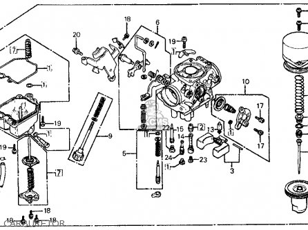 1983 Xr350r Wiring Diagram