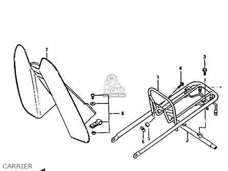 1985 Suzuki Fa50 Wiring Diagram