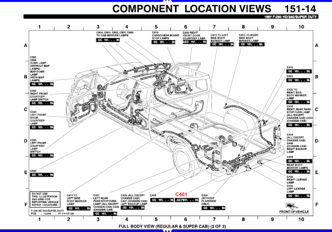 wiring diagram 1989 ford f 350 tail light wiring diagram