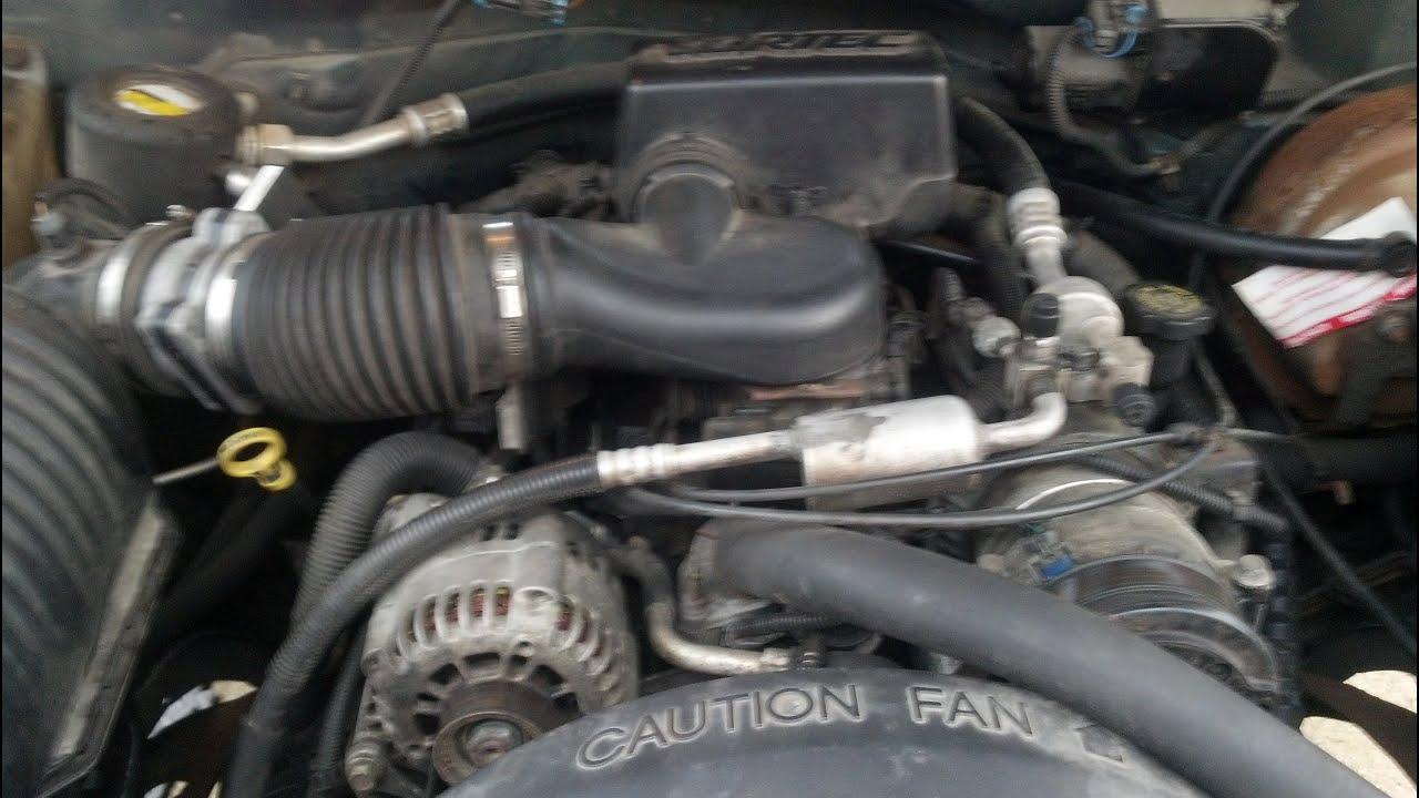 06 Chevy Alternator Wiring Diagram