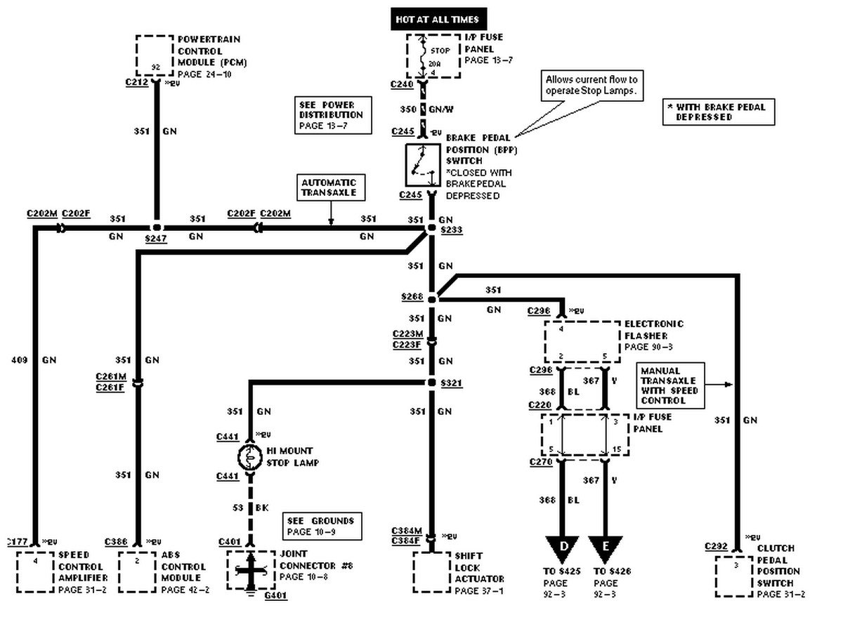 Ford Escort Zx2 Wiring Diagram