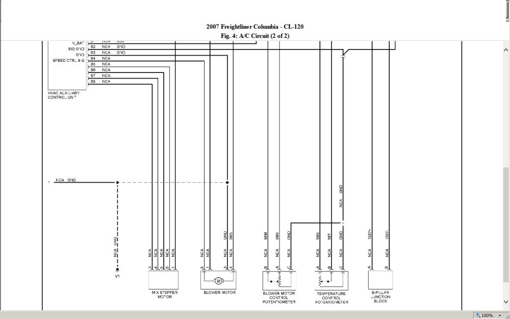 medium resolution of freightliner fl60 fuse box location