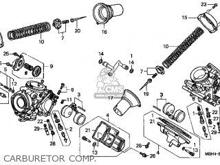 2001 Honda Vt 1100 C Shadow Spirit Wiring Diagram