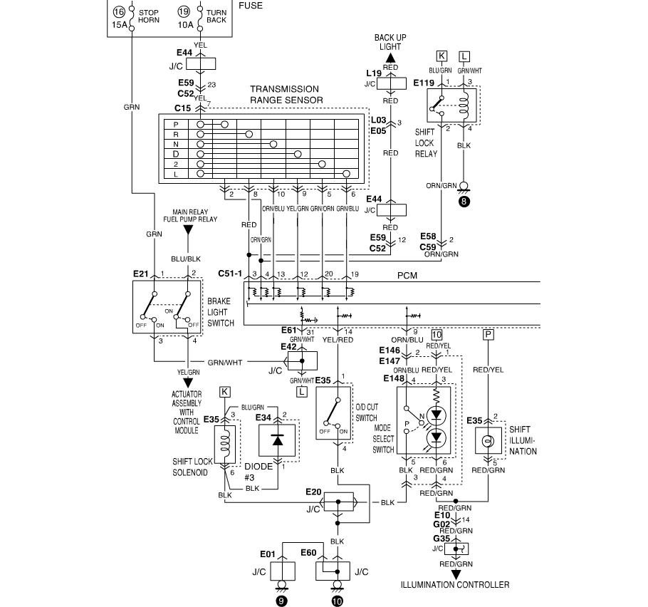 2007 Suzuki Xl7 Wiring Diagram Electric Window