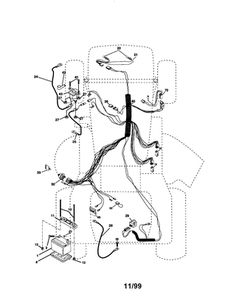2013 Troy Bilt 17.5 Hp Riding Mower Wiring Diagram