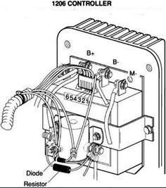 48v Pds System Wiring Diagram Ezgo