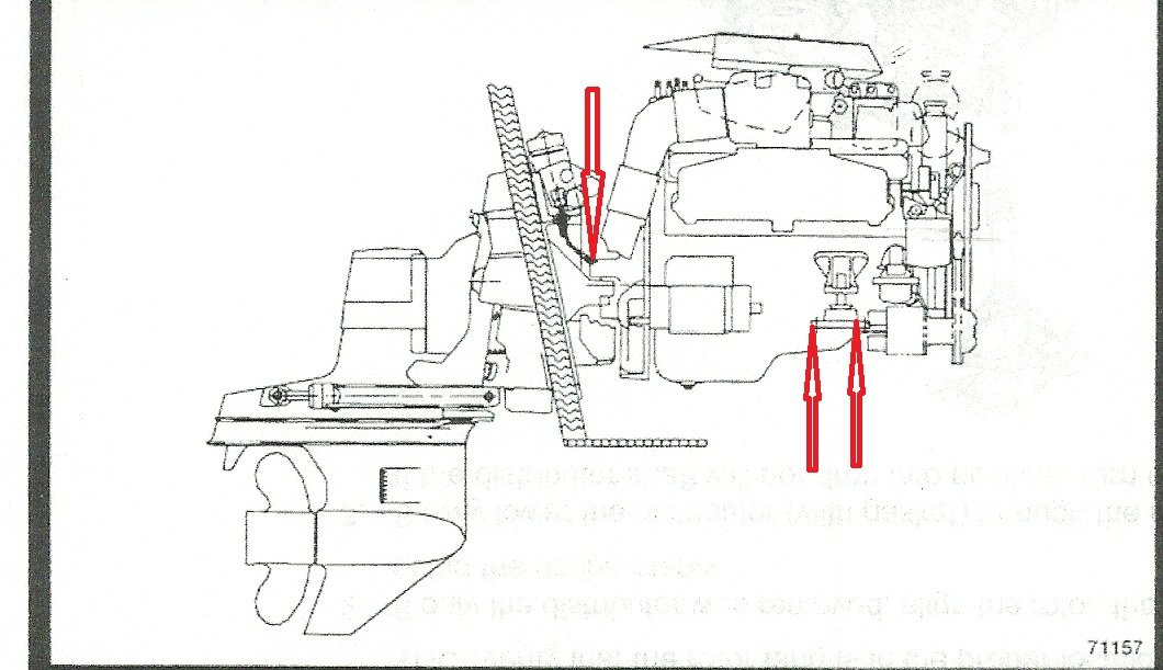 5.0 Mercruiser Starter Wiring Diagram