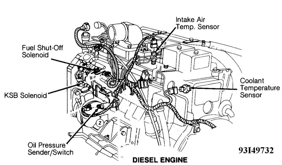 5.9 Cummins Fuel Line Diagram