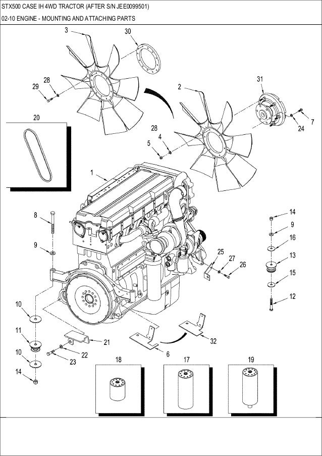 743 Bobcat Parts Diagram