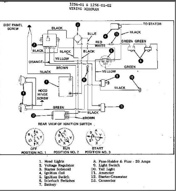 743 Bobcat Parts Diagram