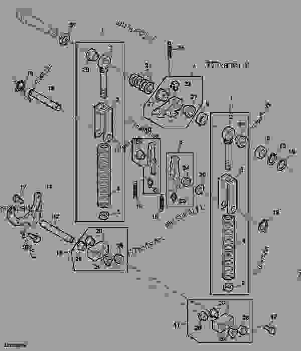 7700 Joun Deere Wiring Diagram